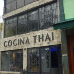 Cocina Thai en Bogotá