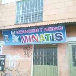 Confecciones y Arreglos Minatis en Bogotá