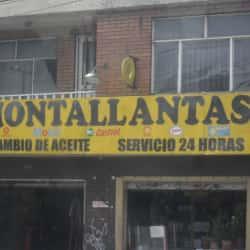 Montallantas Cambio de Aceite en Bogotá