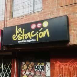 Comidas Rápidas La Estación en Bogotá