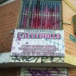 Distribuidora Lactypollo en Bogotá