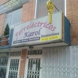 Ferrelectricos Karol en Bogotá