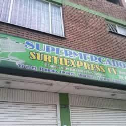 Supermercado Surtiexpress CV en Bogotá