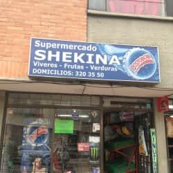 Supermercado Shekina en Bogotá