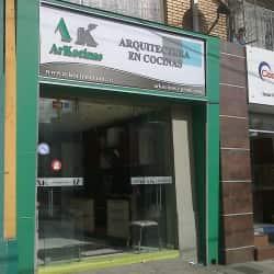 ArKocinas en Bogotá