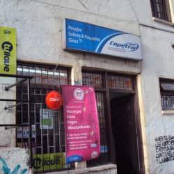 Copetran Chapinero en Bogotá