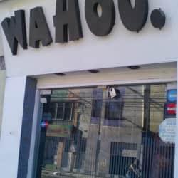 Wahou en Bogotá