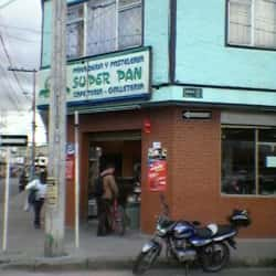 Super Pan en Bogotá