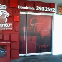 Totós Pizza Gourmet en Bogotá