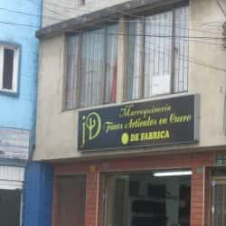 Marrroquinería JD en Bogotá