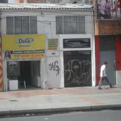 Ópticas D y G en Bogotá
