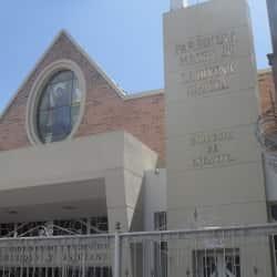 Parroquia Madre de la Divina Gracia en Bogotá