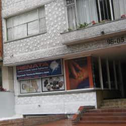 Renata en Bogotá