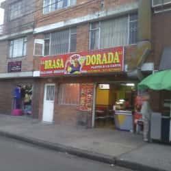 Asadero Restaurante La Brasa Dorada en Bogotá