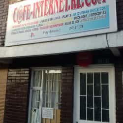 Café Internet.RL.Com en Bogotá
