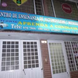 Academia De Conducción Aprenda A Conducir en Bogotá