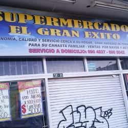 Supermercado El Gran Éxito en Bogotá