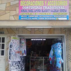 Decoraciones y Accesorios en Bogotá