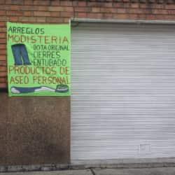 Arreglos Modistería en Bogotá