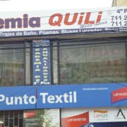 Academia Quili Moda Íntima en Bogotá