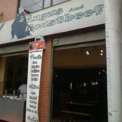 Angus and Roastbeef en Bogotá