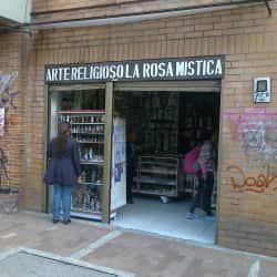 Arte Religioso La Rosa Mística en Bogotá