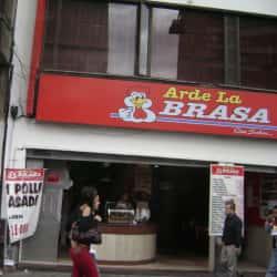 Asadero Arde La Brasa en Bogotá