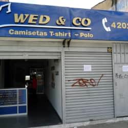 Wed & Co en Bogotá