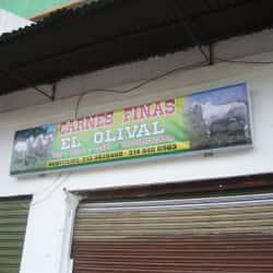 Carnes Finas El Olival en Bogotá