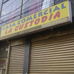 Casa Comercial La Custodia en Bogotá