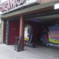 Casino Fiesta en Bogotá