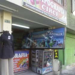Tipografía Circe en Bogotá