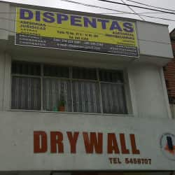 Dispentas en Bogotá
