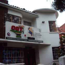 Confederación General del Trabajo CGT  en Bogotá