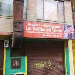 Asadero Restaurante Las Delicias del Tolima en Bogotá