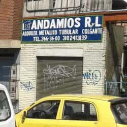 Andamios R y L en Bogotá