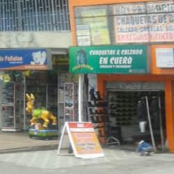 Cueromanía en Bogotá