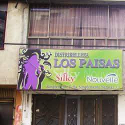 Distribelleza Los Paisas en Bogotá