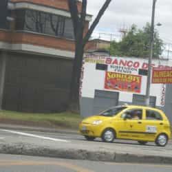 Banco de Prueba en Bogotá