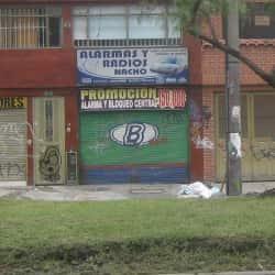 Alarmas en Bogotá