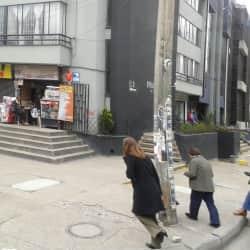 Cafetería Spress Capuchino en Bogotá