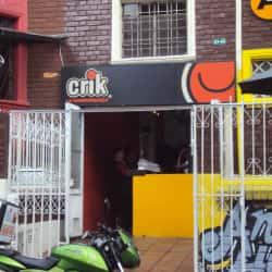 Crik La Hamburguesa Carrera 8 en Bogotá