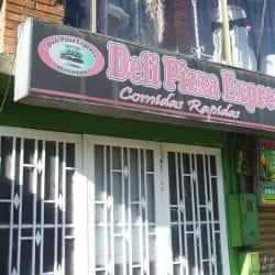Deli Pizza Express en Bogotá