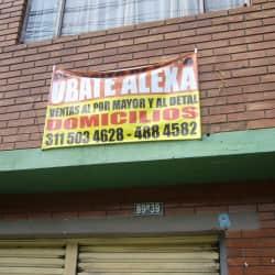 Depósito de Ubaté Alexa en Bogotá