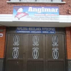 Angimar en Bogotá