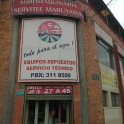Agromaquinaria Servitec Maruyana Ltda. en Bogotá