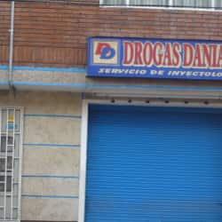 Drogas Daniand en Bogotá