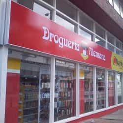 Droguería Alemana Chapinero en Bogotá