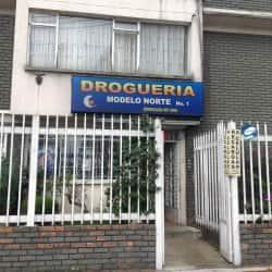 Droguería Modelo Norte en Bogotá