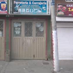 Ferretería & Cerrajería en Bogotá